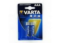 Rayovac Varta High Energy Estándar Batería - Desechables Alcalino AAA