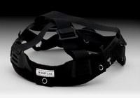 3M Versaflo M-150 Negro Suspensión de reemplazo - 051131-37316