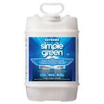 Simple Green Extreme Limpiador de aeronaves - Líquido 5 gal Cubeta - 13405
