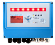 GfG instrumentation GMA 200-MW4/2 Azul Sistema fijo - GFG 2200-092