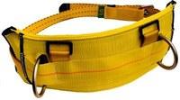 DBI-SALA Amarillo Pequeño Nailon Cinturón para cuerpo - 648250-16545