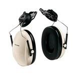 3M Peltor Optime H6P3E/V Montado en casco Orejeras de protección - NRR 21 dB - 093045-08065