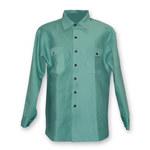 Chicago Protective Apparel Grande 7 oz Camisa resistente al fuego - 625-GR-7 LG