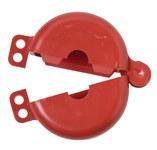 Brady Prinzing Safetee Rojo Bloqueo de válvula de compuerta 46281 - 754473-46281
