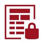 Brady BWRK-LOW-CD Aplicación de software de impresión de bloqueo - 54269