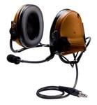 3M Peltor Comtac III MT17H682BB-47 Marrón Auriculares de radio de dos direcciones - 093045-93439