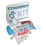 North Swift Kit de limpieza de fluidos corporales - Bolsa poli transparente - 55-2001