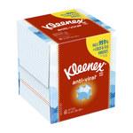 Kleenex Toallita facial de papel - longitud total 8.4 pulg. - Ancho 8.2 pulg. - 21286