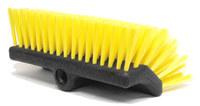 Weiler Green Works 423 Cepillo para fregar de dos niveles - Bambú mango - Cerdas Tereftalato de polietileno - Cabeza 10 in - 42372