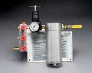 3M W-2806 Blanco Panel de filtración de aire PAPR y SAR - 50 cfm Flujo de Aire Máx - Montaje en pared - Montaje en pared - 051131-07006