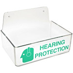 Brady Dispensador de cajas sin tapa 50180 - Ancho 9 in - Altura 3 in - 754476-50180