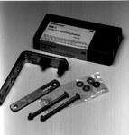 3M MB-1 Montaje de tornillo Abrazadera simple Acero galvanizado Acero galvanizado Soporte de montaje de brazo cruzado - 11230