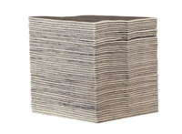 Sellars EverSoak Heavy-Duty Gris Polipropileno 23.5 gal Almohadillas absorbentes - Ancho 15 pulg. - Longitud 19 pulg. - SELLARS 22851