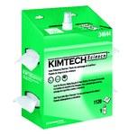 Kimberly-Clark Kimtech Kimwipes Blanco Sin silicón Estación de limpieza de lentes - 1120 Pañuelos - Antiestática - Montaje de mesa - Montaje de mesa - 036000-34644