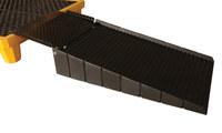 Sellars 700 lb Negro Polietileno Rampa - SELLARS 90678