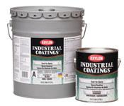 Krylon industrial Coatings K0686 Blanco Epoxi - Líquido 1 gal Lata - Una pieza Acelerador (parte A) 1:1 relación de mezcla - 02430