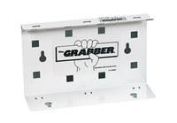 Kimberly-Clark Grabber Blanco Dispensador de limpiador - longitud total 2.75 in - Ancho 9.31 in - 09352
