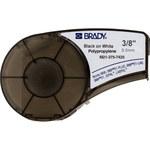 Brady M21-375-7425 Blanco Polipropileno Rollo de etiquetas para impresora de transferencia térmica continua - Longitud 21 ft - B-7425