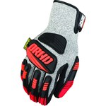 Mechanix Wear ORHD CR5 Gris Grande Guantes resistentes a cortes - 781513-62594