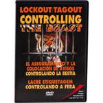 Brady CD-ROM de capacitación de bloqueo/etiquetado - Título de capacitación = Lockout/Tagout - Controlling the Beast - 754473-51794
