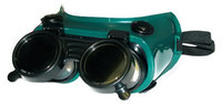Fibre-Metal Gafas de soldadura estándar lente Tono 5.0 - Ventilación directa - FIBRE-METAL VG800SH5