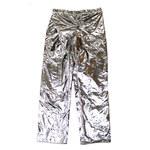 Chicago Protective Apparel Grande Carbón aluminizado Pantalones resistentes al fuego - 606-ACX10 LG