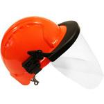 JSP Surefit Transparente Policarbonato Visor - Longitud 20 cm - 038428-01619