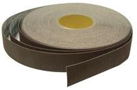 Weiler Recubierto Óxido de aluminio Rollo - 1 pulg. ancho x 50 yd longitud - 65206