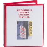 Brady Manual de capacitación de bloqueo/etiquetado - Título de capacitación = Lockout: Energy Control - 754473-65556