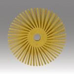 3M Scotch-Brite Cerámico Cepillo de cerdas radiales - Mediano grado - 24277