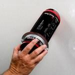 3M PT4RD Negro Redondo Dispositivo de paso de barrera contra incendios - Ancho 4 pulg. - Altura 10 pulg. - 051115-16598