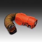 Allegro COM-PAX-IAL Naranja Soplador/extractor - 9533-15