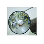 Brady Exterior Plástico Convexo Espejo de seguridad 86340 - Diámetro total 26 pulg. - 754476-86340