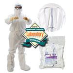 Kimberly-Clark Kimtech Pure A5 Blanco Universal Cubrebotas para quirófano - 036000-88808