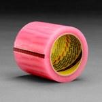 3M Scotch 821 Cinta de protección de etiquetas Rosa - 2.5 mil Grosor - 04132