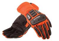 Ansell ActivArmr 97-201 Naranja 9 Nitrilo Guante para condiciones frías - acabado Áspero - 076490-13413