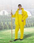 Dunlop Tuftex 78060 Amarillo Universal Nailon/PVC Capucha resistente a productos químicos - 791079-12198