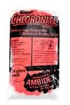 The Glove CoMPany Chloronite® Chemical Gloves Rojo de alta vis. Grande Policlorofreno/nitrilo Apoyado Guante - Longitud 12 pulg. - 348098-00142