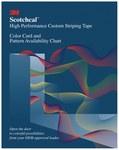 3M Scotchcal Tarjeta de color - 83005
