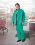 Dunlop Sanitex 71260 Verde Universal Nailon/Poliéster/PVC Capucha resistente a productos químicos - 791079-14751