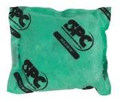 Brady Hazwik Verde Polipropileno 10 gal Almohada absorbente 107714 - Polipropileno Material de rellenador - Ancho 9 in - Longitud 9 in - 662706-28209