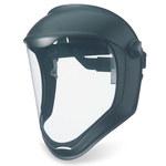 Uvex S8500 Policarbonato Juego de casco y careta - Sin recubrimiento - 603390-115103