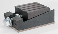 Dynabrade Gatos de nivelación - elevación de 1/4 pulg. - capacidad de 3,000 lb. - 60200