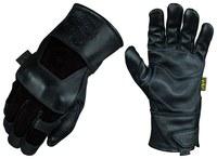 Mechanix Wear MFG-05 Negro Grande Cuero vacuno Cuero Guante para soldadura - 781513-94108