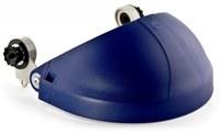 3M 82502-00000 Azul Termoplástico Casco con careta - 078371-82502
