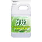 Simple Green Limpiador de manos estándar - Gel 1 gal Botella - Sasafrás Fragancia - 42128