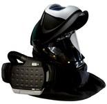 3M Adflo 34-0905-SGXX Máscara completa Respirador para soldadura - Montado en cinturón - Montado en cinturón - ADF 2000 horas, PAPR: hasta 12 horas Ion de litio - 051141-56175