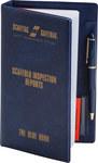 Brady Azul Estación de etiquetas OSHA - 754473-14506