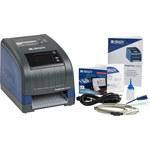 Brady BradyPrinter i3300 150645 Kit de impresora GHS - Max Ancho de etiqueta adhesiva 4.25 pulg. - 62373