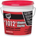Dap 1012 Compuesto de esmaltado Gris aluminio Pasta 1 gal Cubo - 12059